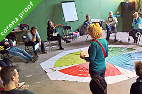 Communicatie workshop foto